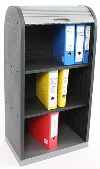 Rolladenschrank büro  Universal Kunststoff Rollladenschrank Büro Jalousie Schrank ...
