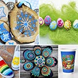 Paint Pens for Rocks Painting Acrylic Paint Markers