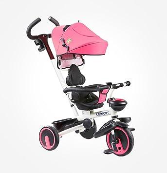 Triciclos Triciclo para niños 1-5 años Bicicleta Plegable ...