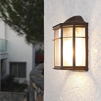 Außenleuchte Landhaus wandleuchte 25 2 cm wand laterne rustikaler landhaus stil antike