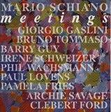 Meetings by Mario Schiano