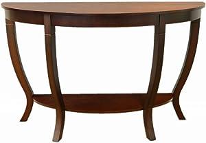 Frenchi Home Furnishing Lewis Wood Sofa Table