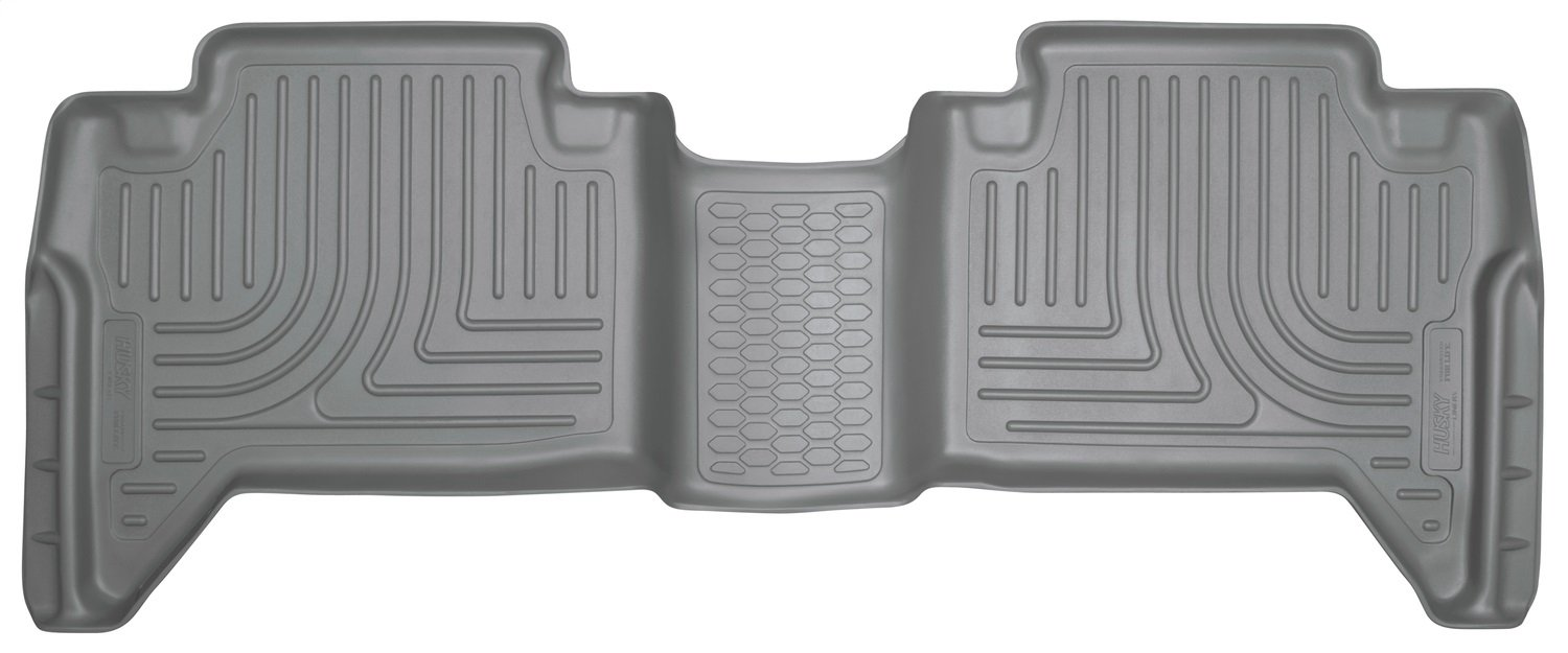 Standard Transmission 13961 Husky Liners Front Floor Liners Fits 16-17 Tacoma Double//Access Cab