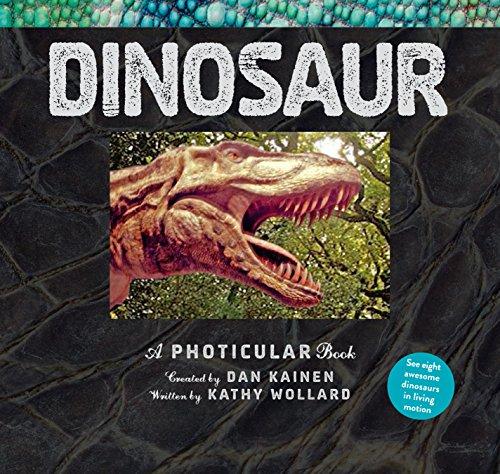 Dinosaur: A Photicular Book (Best Christmas Cracker Toys)