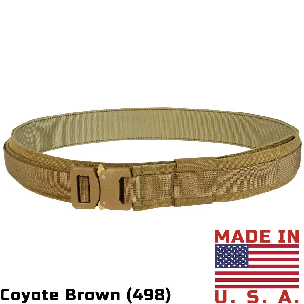 Condor Cobra Gun Belt - Tan (Medium)