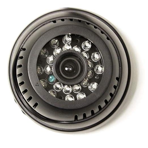 Cablematic - Cámara de vídeo-vigilancia con Memoria Interna y conexión USB y visión con Infrarrojos: Amazon.es: Informática