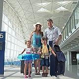 liangdongshop Travel Neck Wallet RFID Blocking