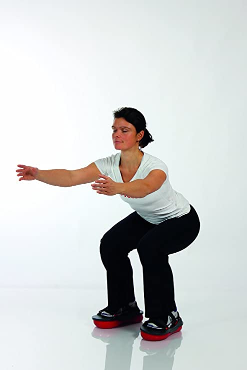 Koordinations und Stabilit/ätstrainer Togu Dynair Walker Comfort 1 Paar
