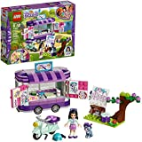 LEGO Friends Emma's Art Stand 41332 Building Set (210 Piece)