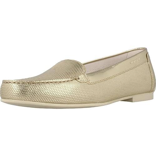 Mocasines para Mujer, Color Gold, Marca STONEFLY, Modelo Mocasines para Mujer STONEFLY Capri III 2 Gold: Amazon.es: Zapatos y complementos
