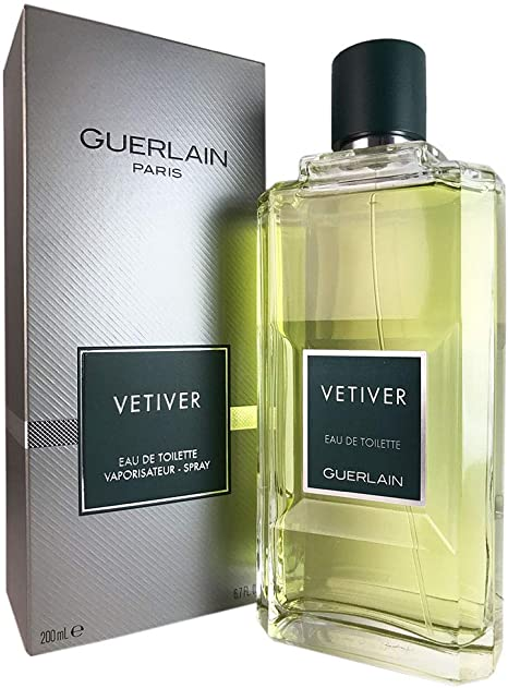 guerlain vetiver perfume review