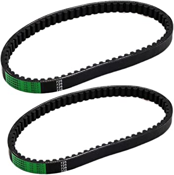 Drive Belt for Hammerhead 80T and TrailMaster Mid XRX go-karts 9.100.018-725