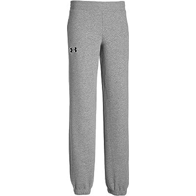 Under Armour EU Boys Transit Pants - Grey/Black