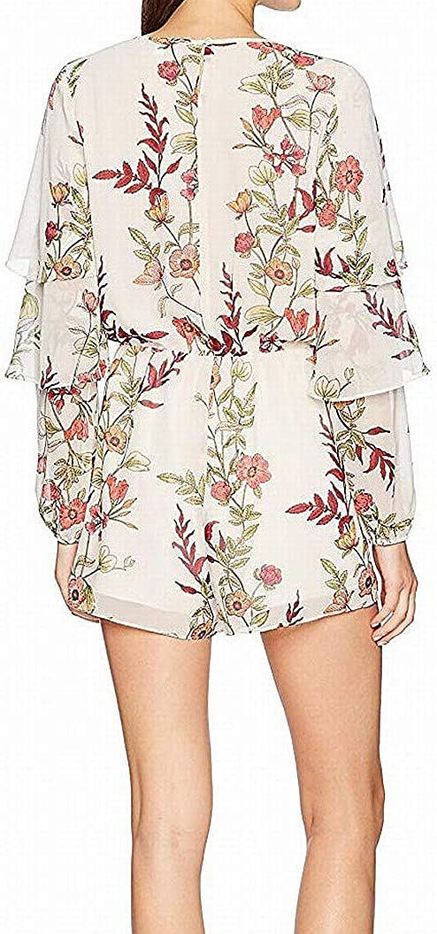Guess Womens Long Sleeve Pixie Romper
