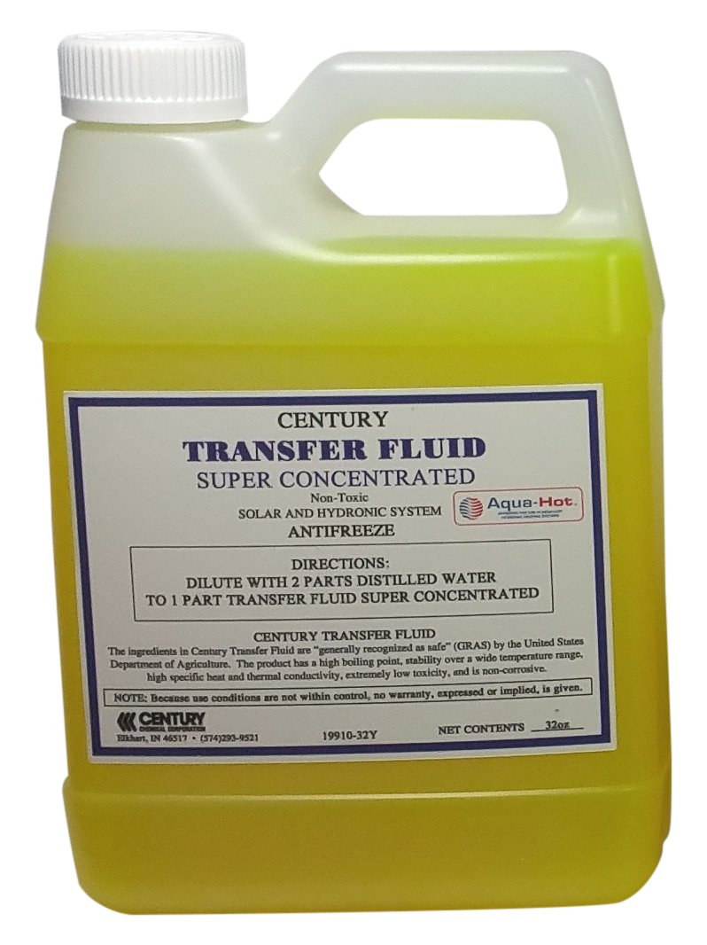 Century Chemical 19910-32Y Super Concentrated Transfer Fluid