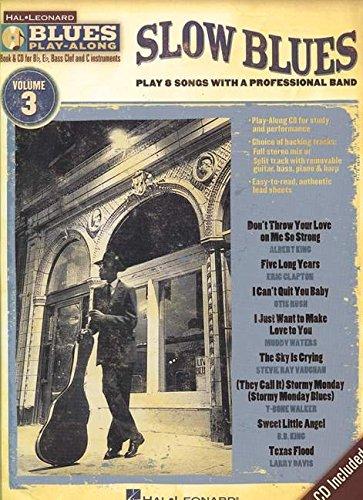 Slow Blues: Blues Play-Along Volume 3