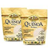 Inca's Gold Organic Quinoa Flakes 1.14kg Combo Pack