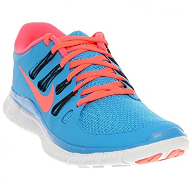various colors 5f3fa 5a8aa Amazon.com | Nike Men's Free 5.0+ 579959 464 Blue with ...