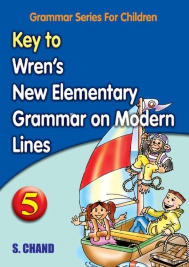 Key to New Elementary English Grammar 5 ebook