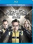 X-Men First Class [Blu-ray + DVD] (Bi...