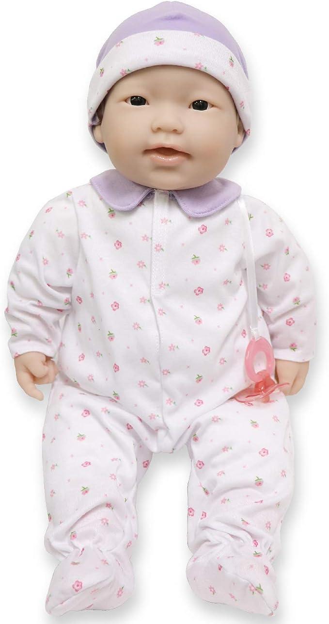 JC Toys Asian Soft Body Baby Doll, 20