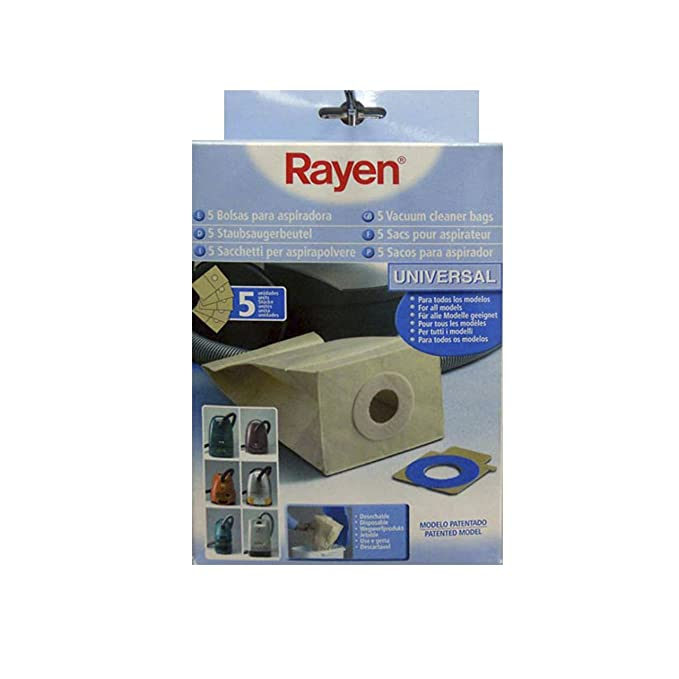 Rayen 6386.50 - Bolsa para aspirador, color marrón