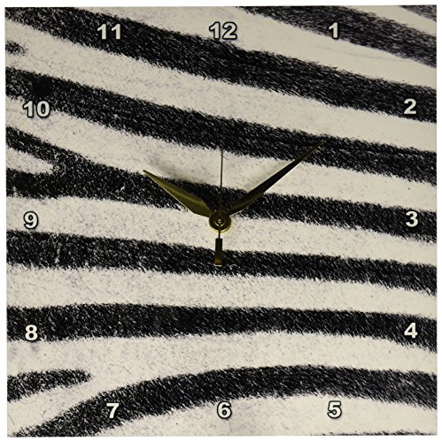 3dRose dpp 20672 1 Zebra Horizontal Stripes