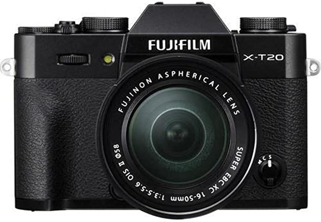 Fujifilm X-T20 XC16-50mmF3.5-5.6 OISII Kit Black product image 11