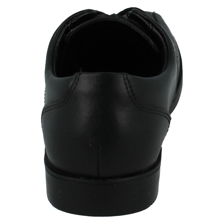 94874a707 Clarks Hoxton Chap Junior Boys School Shoes  Amazon.co.uk  Shoes   Bags
