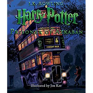 Ratings and reviews for Harry Potter and the Prisoner of Azkaban: The Illustrated Edition (Harry Potter, Book 3)