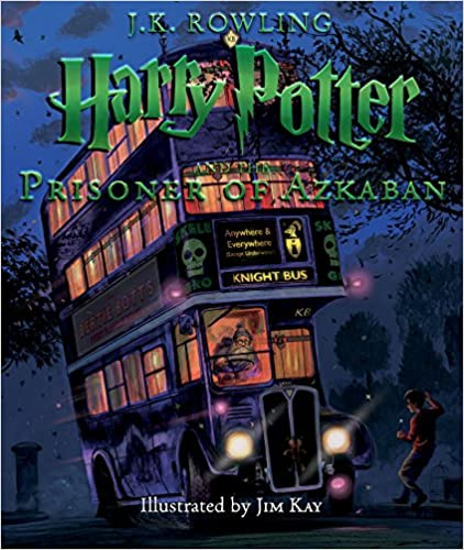 Harry Potter and the Prisoner of Azkaban: The Illustrated Edition 9780545791342 <span at amazon
