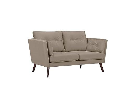 Mazzini Sofas sofá con Cojines Reversibles, Elena, 2 plazas ...