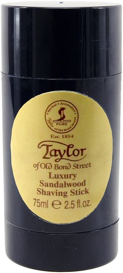 Taylor of Old Bond Street Jabón de Afeitar Sándalo Taylor of Old Bond Street Barra 75gr 400 g