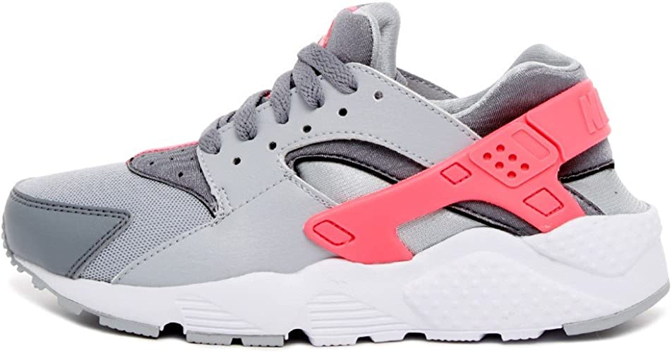 NIKE HUARACHE RUN GIRLS/' GRADE SCHOOL 654280-006