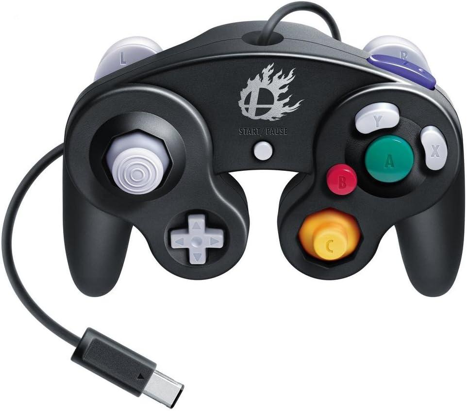Nintendo - GameCube Controller, Smash Bros. Edition (Wii U): Amazon.es: Videojuegos