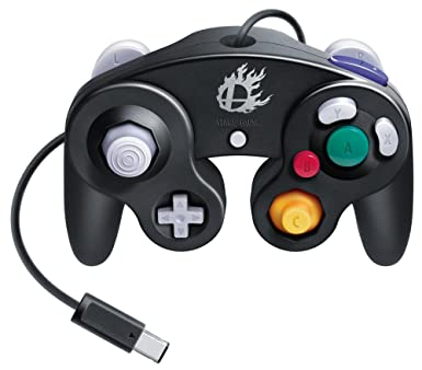 Nintendo GameCube Controller Super Smash Bros Edition (Nintendo Wii U)