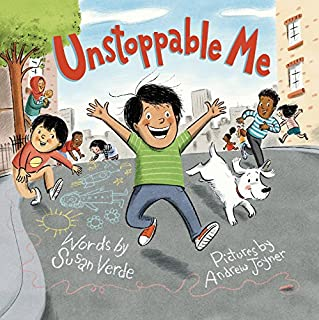 Book Cover: Unstoppable Me