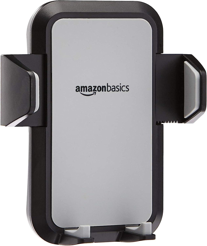 AmazonBasics Universal Smartphone Holder for Car Air Vent