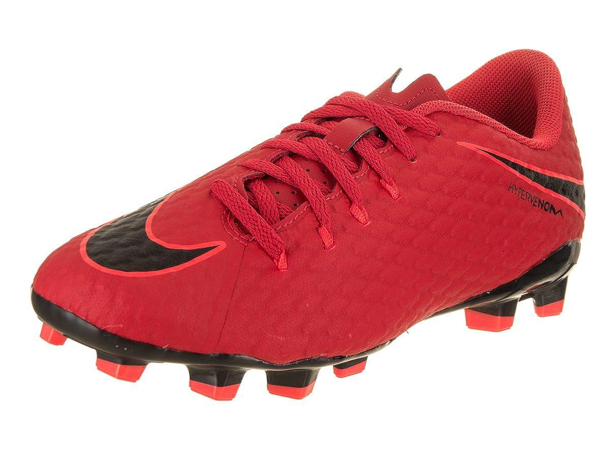 Nike Unisex Kids' Jr Hypervenom Phelon Iii Fg Football Boots