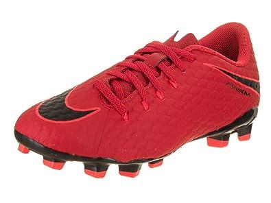 new style 3c858 921e5 Nike Jr Hypervenom Phelon III FG, Chaussures de Football Mixte Enfant   Amazon.fr  Chaussures et Sacs