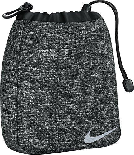 Nike Golf Sport Valuables Pouch III Black/Silver/Black GA0265-001 001 Nike Golf
