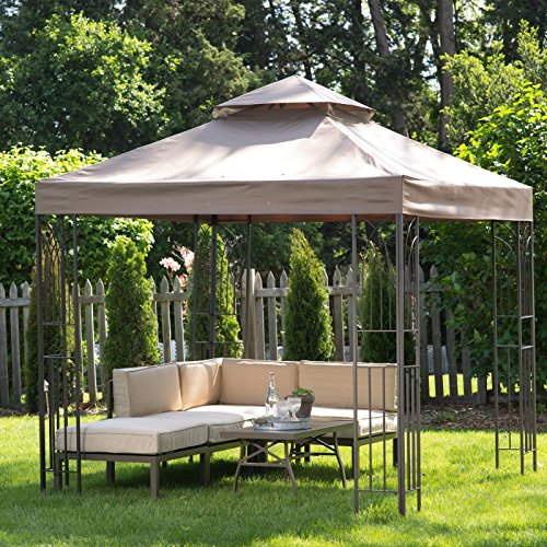 Coral Coast Prairie Grass 8 X 8 Ft Gazebo Canopy Buy