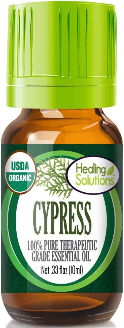 Organic Cypress Essential Oil