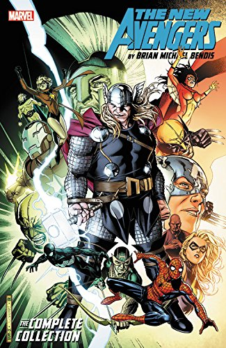 New Avengers by Brian Michael Bendis: The Complete Collection Vol. 5 (The New Avengers)