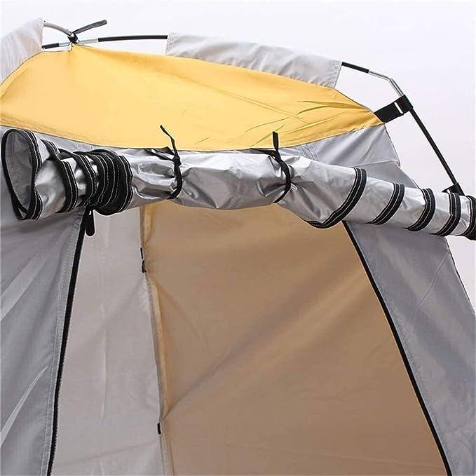 Tragbare Ankleidezimmer Ankleidezimmer Badezelt Mobile Outdoor-Toilette F/ür Strand Camping Picknick Angeln
