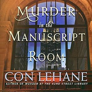 Murder in the Manuscript Room Audiobook