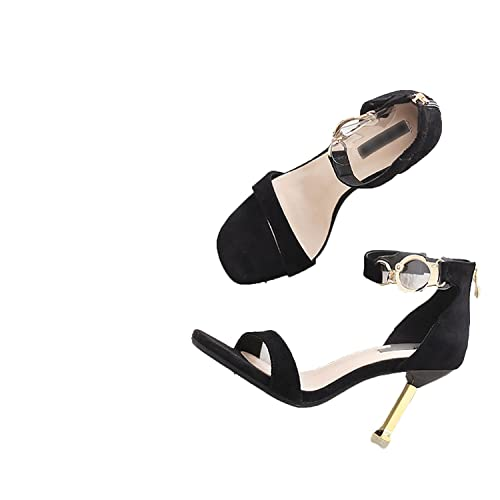 3245b10ce COOL-JULY Open-Toe Low-Cost Explosion Models Shoes high-Heeled Sandals
