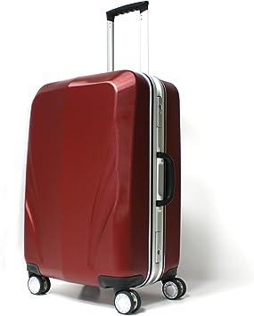 Pack. IT Montecarlo Maleta Burdeos 61 cm Spinner Trolley (4 ruedas ...