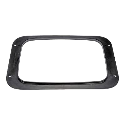 Dorman 889-5503 Headlight Bezel for Select Mack Models, Black: Automotive