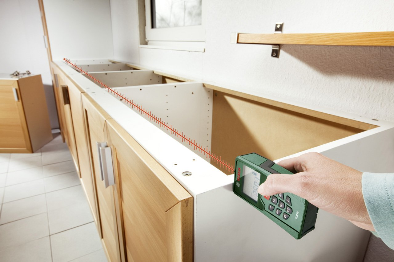 Bosch laser entfernungsmesser plr schutztasche m